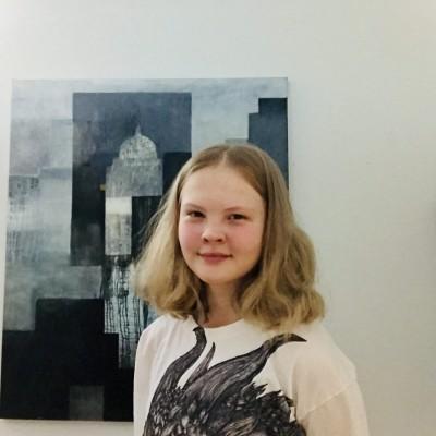 Taitelijakuva: Senni Häkkinen